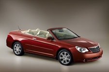 Chrysler Sebring Convertible: крыша на выбор