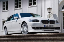 Alpina покажет в Женеве универсал Alpina B5 Bi-Turbo