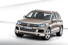 Новый Volkswagen Touareg: Off-Road-традиции в спортивном обличии