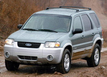 ford escape тест
