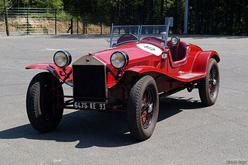 1927 Lancia Lambda MM Zagato Spider