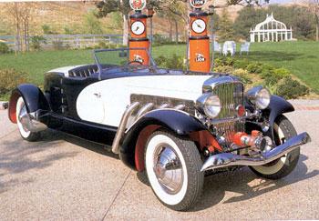 1933 Duesenberg SJ Weymann Speedster