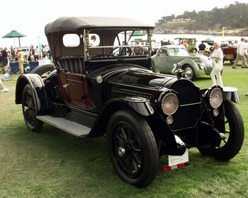 1917 Packard Twin-Six Runabout