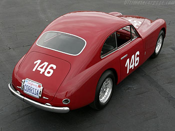 1947 Maserati A6 1500 GT 3C Pinin Farina Berlinetta