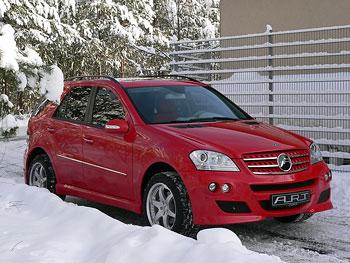 2007 Mercedes-Benz ML (ART program 164), фото ART