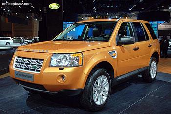 Land Rover Freelander 2, фото Land Rover