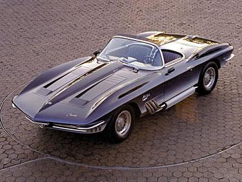 1961 Chevrolet Corvette Mako Shark I