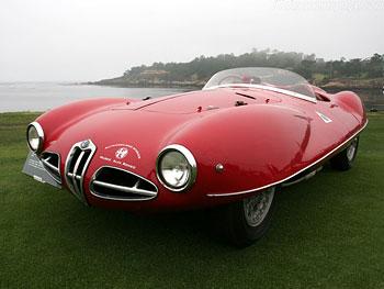 1952 Alfa Romeo C52 Dicko Volante Spider