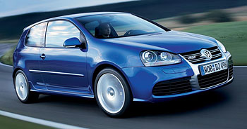 2008 Volkswagen Golf R32