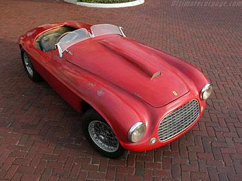 1949 Ferrari 166 MM Touring Barchetta Speciale