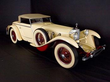1928 Mercedes-Benz 680 S Saoutchik Torpedo Roadster