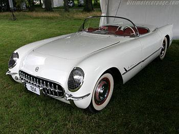 1953 Chevrolet Corvette, фото General Motors