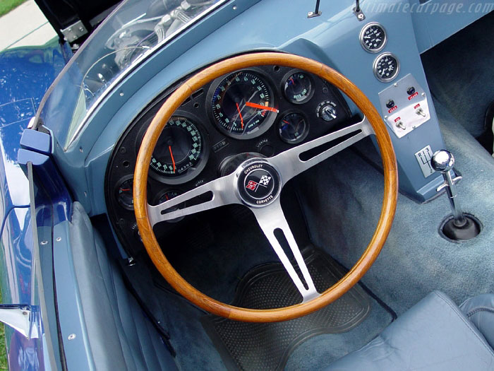 Corvette grand sport 1963 год салон
