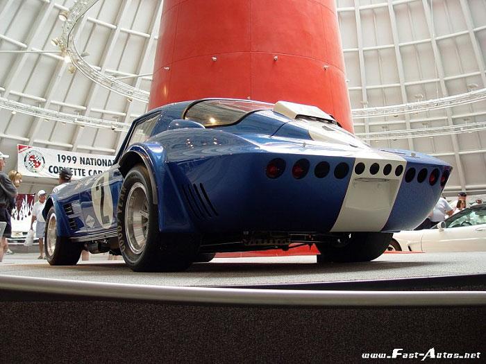 Corvette grand sport 1963 год
