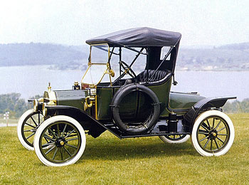 1913 Ford model T Runabout
