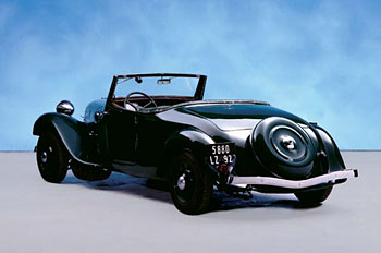 1939 Citroen Traction Avant Cabriolet