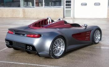 2007 Espera-Sbarro Turbo S20