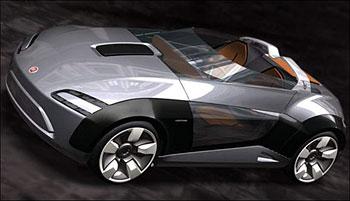 2007 Bertone Barchetta Concept