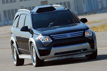 2007 Suzuki Flix Concept