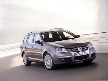 2008 Volkswagen Golf Variant