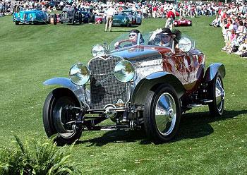 1929 Hispano Suiza H6B Loweree Skiff