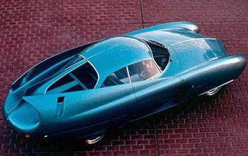 1954 Alfa Romeo Bertone B.A.T. 7