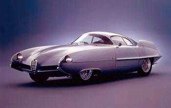 1955 Alfa Romeo Bertone B.A.T. 9