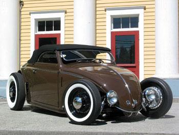 2006 Volkswagen Beetle Heb Rod