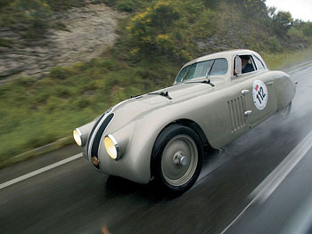 1940 BMW 328 Mille Miglia Touring Coupe