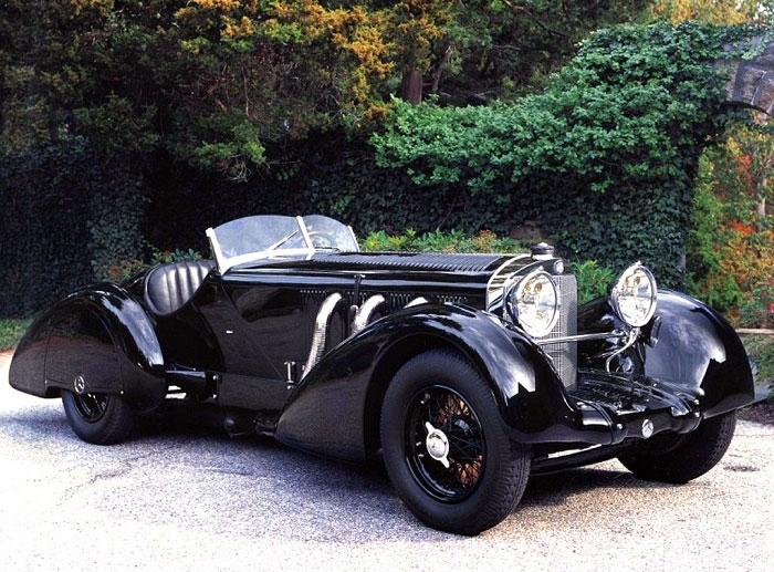 1930 Mercedes Benz 710 Ssk Trossi Roadster Carpedia