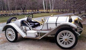 1913 Mercer 35J Raceabout