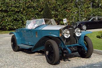 1928 Rolls Royce Phantom I 17EX Jarvis Torpedo
