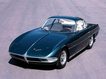 1963 Lamborghini 350 GTV Concept