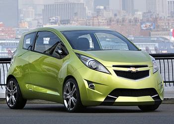2007 Chevrolet Beat Concept