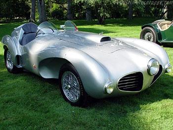 1953 Ferrari 166 MM Abarth Spyder