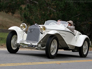1931 Alfa Romeo 6C 1750 Gran Sport Touring «Flying Star» Spider