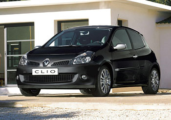 2007 Renault Clio RS Luxe