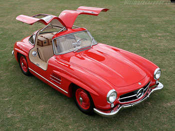 1954 Mercedes-Benz 300 SL «Gullwing» Coupe
