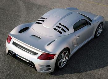 2007 Porsche Ruf CTR3