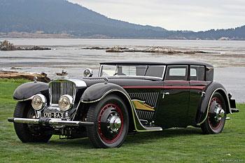 1932 Bucciali TAV8-32 Saoutchik