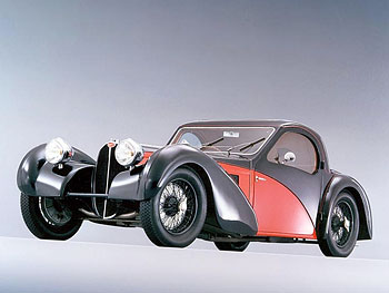 1936 Bugatti Type 57 SC Atalante