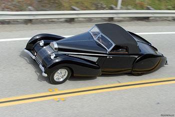 1939 Bugatti Type 57 C Voll&Ruhrbeck Cabriolet