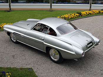 1952 Fiat 8V Ghia Supersonic Coupe