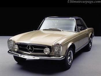 1963 Mercedes Benz 230 SL Pagoda