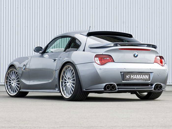 2007 Hamann BMW Z4 M Coupe