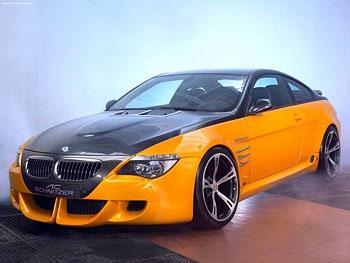 2005 AC Schnitzer TENSION Concept на базе BMW M6
