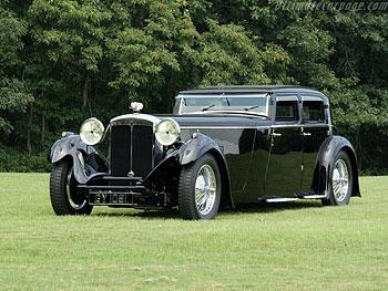 1932 Daimler Double-Six 40/50 Walter Sport Saloon