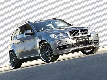 2007 Hamann BMW X5 E70