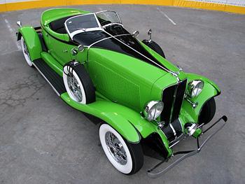 1932 Auburn V12 Speedster