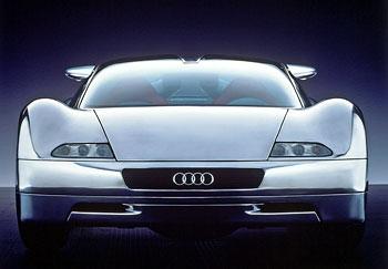 1991 Audi Avus Concept